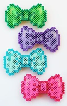 perler beads doctor who bowties - Google Search