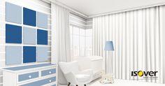 A linha Decorsound é tão versátil que atende a todos os tipos de projetos e ambientes, inclusive no quarto do bebê! Afinal, o sono do seu filho merece toda a atenção. São 16 opções de cores e fácil aplicação. O resultado é um ambiente lindo, acusticamente confortável e com um acabamento perfeito.