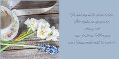 Herzenswärme Spring, Plants, Inspiration, Decor, Biblical Inspiration, Decoration, Plant, Decorating, Inspirational
