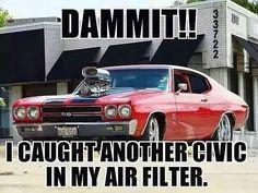 Muscle Car Memes: Dammit!! ... - https://www.musclecarfan.com/muscle-car-memes-dammit/