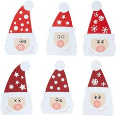 First cutting – Santas Noel Christmas, Christmas Crafts For Kids, Christmas Gifts, Christmas Ornaments, Tree Decorations, Christmas Decorations, St Nicholas Day, Diy And Crafts, Paper Crafts