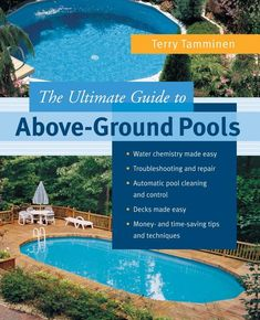 Having a pool sounds awesome especially if you are working with the best backyard pool landscaping ideas there is. How you design a proper backyard with a pool matters. Best Above Ground Pool, Above Ground Swimming Pools, In Ground Pools, Rectangle Above Ground Pool, Diy In Ground Pool, Oberirdische Pools, Cool Pools, Best Pools, Semi Inground Pools