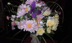 Birthday flowers for my Grandma tomorrow, March 2nd. :)