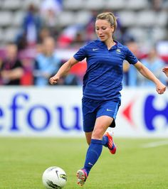 French International Gaëtane Thiney