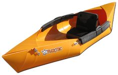 Tucktec Folding Kayaks is currently offering a high quality foldable kayak with improvement over an inflatable kayak. better option than a kayak rental. Folding Boat, Kayaking, Canoeing, Canoe Camping, Kayak Rentals, Inflatable Kayak, Folded Up, My Boyfriend, Orange Color