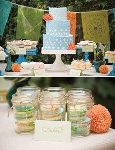 Cinco de Mayo Inspiration: Spanish Hacienda Sweets Table