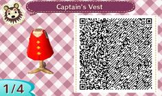 Luffy's vest, One Piece