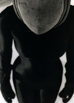 Mask on Black