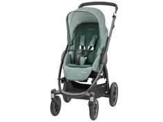 Maxi-Cosi Stella Pushchair Nomad Green with Black Frame