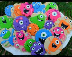 alien sugar cookies - Google Search