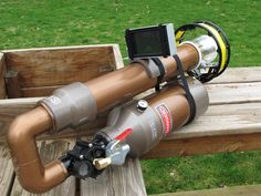 13 Delightful Potato cannon images | Air cannon, Firearms, Weapons
