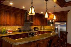Kitchen Lighting - contemporary - kitchen lighting and cabinet lighting - salt lake city - Hammerton Lighting