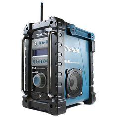 Makita radio.