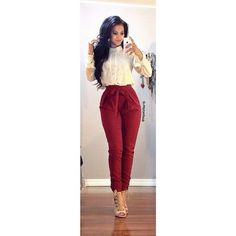Likes, 74 Comments - Maria Palafox Cute Work Outfits, Classy Outfits, Fall Outfits, Fashion Wear, Work Fashion, Fashion Outfits, Business Casual Outfits, Office Outfits, Charlotte Russe Heels