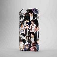Harry Styles Photo Collage TM11 3D iPhone Case Samsung Galaxy Case