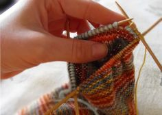 Afterthought heel tutorial