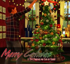 """""""Merry Catmas"""" - A Posepack for CatsHave you ever wanted your pixel cats to attack your pixel tree have cute Christmas themed pictures too? Christmas Themes, Holiday Decor, Merry, Poses, Cats, Pictures, Internet, Home Decor, Figure Poses"""