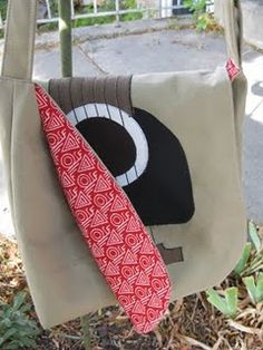 Love the shape of this one. Except I like the flap shorter but more Han half way down w/ a cute buckle! Next project!!
