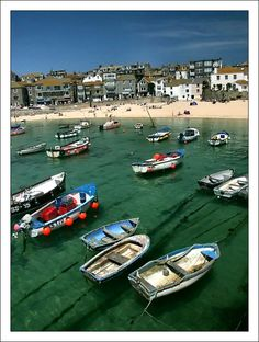 This photo from Cornwall, England is titled 'St. Hayle Cornwall, St Ives Cornwall, Cornwall England, British Beaches, Cornish Coast, Uk Trip, Fear Of Flying, Seaside Beach, Sea Side