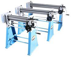 Shop Equipment & Supplies Woodward Fab Wf24 Stand For Sheet Metal Brake Slip Roller Modern Design