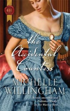 US cover for The Accidental Countess (Accidental, #2) by Michelle Willingham