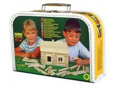 Walachia Vario Kufřík 91 dílků Suitcase, Lunch Box, Bento Box, Briefcase