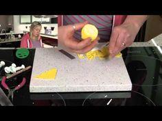 Lemon Cane - Polymer Clay Tutorial