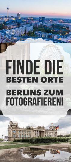 Seit ich in Berlin wohne, bin ich auf der Suche nach guten Fotolocations, Orte und Fotospots zum Fotografieren. Hier habe ich dir meine besten Foto-Locations in Berlin und Top-Tipps aufgeschrieben!