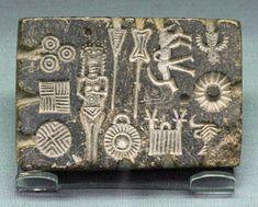 bm-sep-2007-60 - Utu, dieu sumérien, - devenu Shamash, en akkadien. SIPPAR.