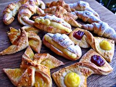 Honest Cooking: Comfort Food Around the Globe  Argentina: Facturas