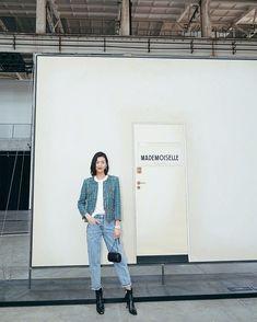 Liu Wen, Star Fashion, Fashion Tips, China, Minimalist Fashion, Simple Style, Capsule Wardrobe, Asian Beauty, Celebs