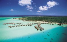 Photo de Bora Bora - PEARL BEACH RESORT - Polynésie Française - Océan Pacifique