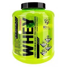 Pure Whey de 3XL Nutrition es un producto de concentrado de suero lácteo con amplia gama de sabores exquisitos. Es un producto para aquellos deportistas que buscan una proteína de calidad con un aporte óptimo de aminoácidos.