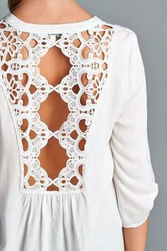 16 Ideas Crochet Clothes For Women Fashion Outfits Lace Tops For 2019 Fashion Details, Fashion Design, Dress Me Up, Passion For Fashion, Dress To Impress, Casual Dresses, Clothes For Women, Women's Clothes, Fashion Clothes