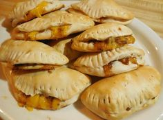 Bbq Beef Turnovers