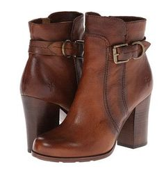 Buckle boots by Frye