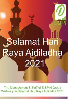 Copy of E-SPIN Seasonal Greeting Selamat Hari Raya Haji 2021