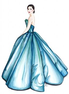 Dress for evening | Doll Memories