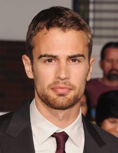"""Theo James, Divergent Star, Plays Shailene Woodley's """"Real Man"""" Love Interest 