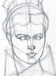 https://www.facebook.com/Bowh7/photos/?tab=album&album_id=520981004755002 #head #anatomy #draw