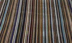 Epingle Caramel Stripe Cotton Velvet Designer Paul Smith Maharam Fabric 2 3 Yard | eBay