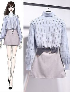 VÀO Source by wowbtch outfits bajitas Trendy Fashion, Korean Fashion, Girl Fashion, Korea Style Fashion, India Fashion, Japan Fashion, Fashion Drawing Dresses, Fashion Illustration Dresses, Fashion Dresses