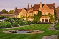 Whatley Manor - I stayed here for 4 days in May. INCREDIBLE gardens, fantastic staff, rooms are nice but badly decorated. But go anyway - great spa too!