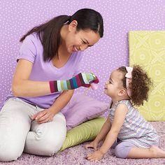 Make it fun for your child to pay attention to directions with these five listening games. Toddler Play, Toddler Preschool, Toddler Activities, Toddler Games, Toddler Stuff, Kid Stuff, Nanny Activities, Indoor Activities, Magazine Parents