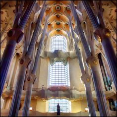 https://flic.kr/p/N8YLcW | (2374) La Sagrada Família | Barcelona (Catalunya)  Quim Granell Freelance Photographer  © All rights reserved  Contact: quimgranell@cmail.cat