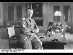 Found on YouTube -  The forbidden speech of Adolf Hitler