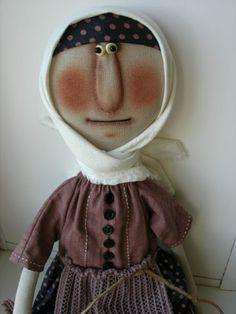 Muñeca de la abuela