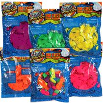 WATER BALLOON FIGHT  Bulk H20 Blasters Water Balloons, 100-ct. Packs at DollarTree.com
