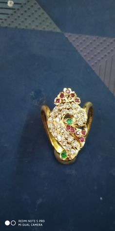 Gold Ring Designs, Gold Jewellery Design, Bridal Jewellery, Gold Jewelry, Gold Necklace, Vanki Ring, Fashion Rings, Fashion Jewelry, Rajputi Jewellery