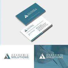 Academic Solutions - Design a sophisticated and modern logo for Academic Solutions!